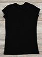 012 Benetton Tişört Siyah
